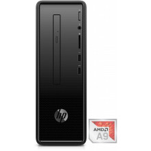 HP Slim 290-a0510ng 6LL06EAR, AMD A9-9425 (3.1GHz), 8GB, HDD 1TB, DVDRW, Win10 64