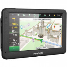 "Prestigio GeoVision 7059, 7""(800*480) TN display, WinCE 6.0, 800Mhz MSB2531 cortex A7, 256MB DDR, 8GB Flash, 1500mAh battery, color/Dark grey"
