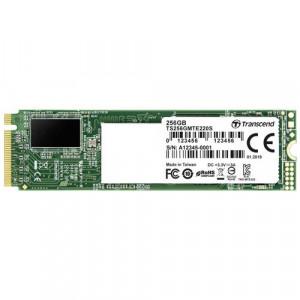 TRANSCEND PCIe 220S TS256GMTE220S 256GB, M.2 2280, PCIe, do 3500 MB/s