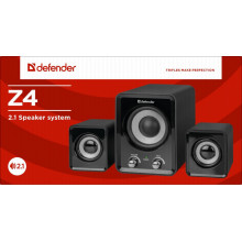 2.1 Speaker system Defender Z4 11 W, USB powered