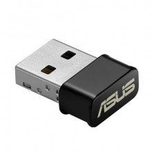 ASUS Wireless-N150 USB Nano Adapter - USB-N10 NANO USB, 802.11 n, USB 2.0, do 150Mbps