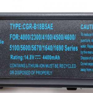 Baterija laptop Acer Aspire 1411/AC4000-8 14.8V-5200mAh