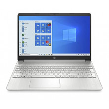 "HP 15s-fq1003na 8UD82EAR Silver 39.6 cm (15.6"") FullHD 10th gen Intel® Core i5 8 GB DDR4-SDRAM 512 GB SSD Wi-Fi 5 (802.11ac) Windows 10 Home"