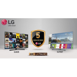 "LG SMART 43UJ635V LED, 43"" (109.2 cm), 4K Ultra HD, DVB-T2/C/S2"