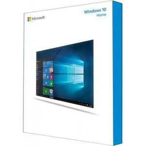 MICROSOFT Windows 10 Home, 64-bit, Eng Intl 1pk DSP OEI DVD, OEM, KW9-00139