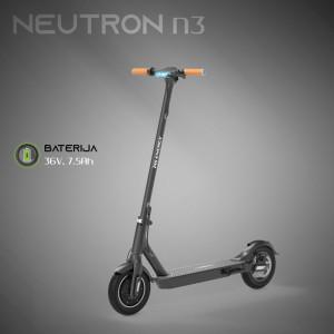 MS NEUTRON N3 DARK GRAY