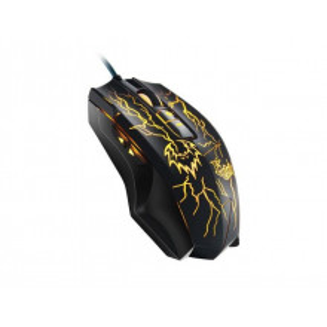 Prolink Ega PMG9501 optički gejmerski miš 2400dpi crni