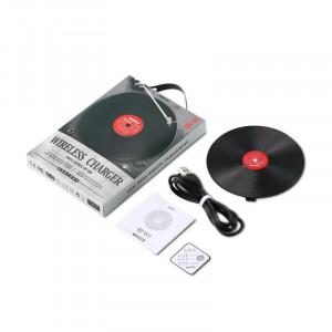 Wireless punjac Remax Vinyl RP-W9 5V/1A crni