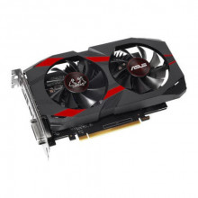 ASUS GeForce GTX 1050 Ti Cerberus OC 4GB DDR5