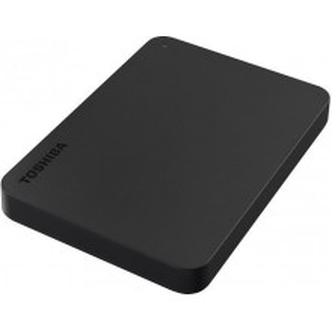 EXT.HDD 2TB TOSHIBA USB 3.2/2,5″ HDTB420EK3ABH Toshiba External Hard Drive Canvio Basics + USB-C adapter (2.5″ 2TB, USB3.2 Gen 1, Black)