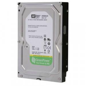 HDD SATA3 500GB WD Green AV-GP WD5000AUDX