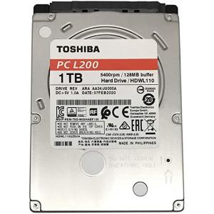 TOSHIBA L200 1TB 5400rpm 128mb HDWL110UZSVA