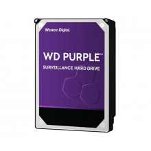 """WD 4TB SATA III, 64MB, 3.5"""", 5400rpm, Purple - WD40PURZ"""