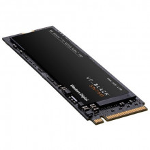 WD Black SN750 NVMe SSD 250GB WDS250G3X0C 250GB, M.2 2280, PCIe, do 3100 MB/s