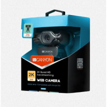 Web Kamera Canyon CNS-CWC6N 2K Quad HD P/N: CNS-CWC6N