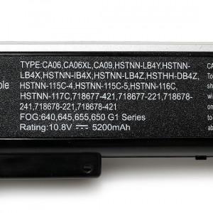 Zamenska Baterija laptop HP ProBook 640 G1/645 G1/655 G1/650 G1-6 10.8V-5200mAh CA06