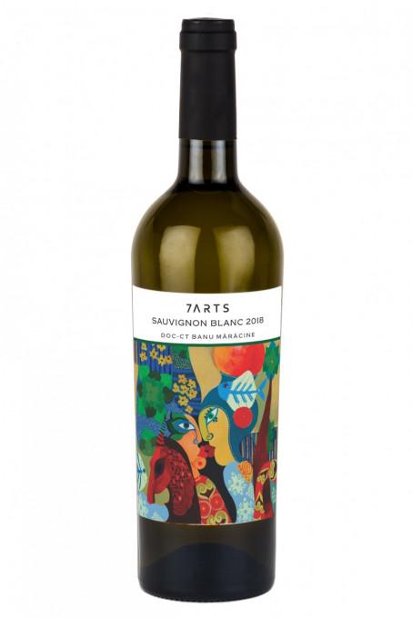 Poze 7ARTS Sauvignon Blanc 2018