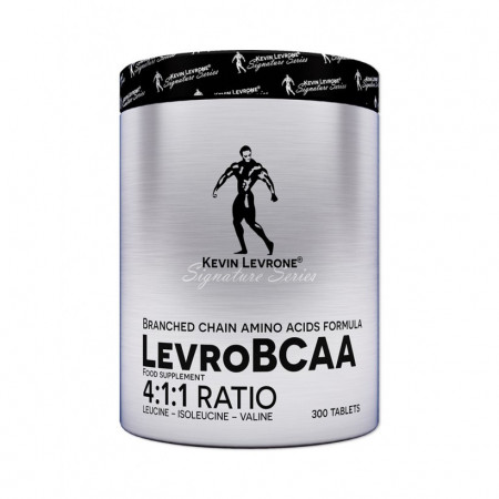 Levro BCAA 4.1.1 Kevin Levrone 300 tablete