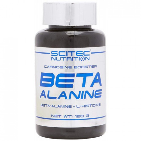 Beta Alanine (Acid Killer), 120gr Scitec Nutrition