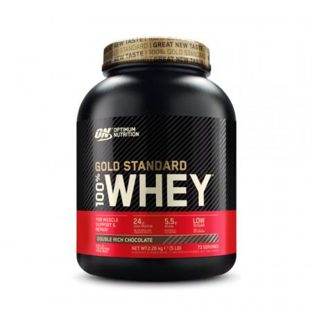 Proteine 100% Whey Gold Standard - Optimum Nutrition 2.27 kg