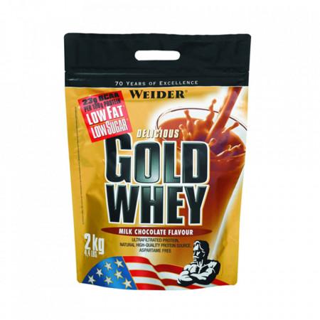 Proteine Gold Whey 2 KG Weider
