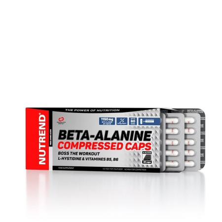 BETA ALANINA COMPRESSED 90 CAPSULE Nutrend