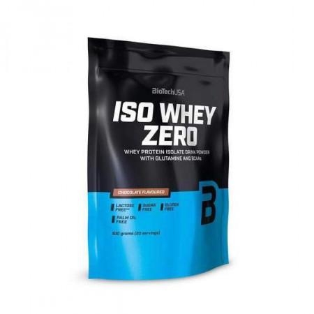 Iso Whey Zero BioTechUSA 500 g
