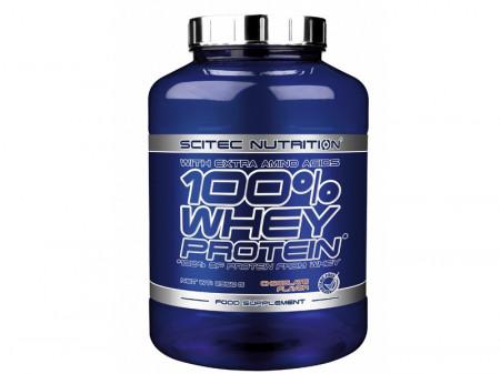 Proteine 100% Whey Protein Scitec Nutrition 2350 g