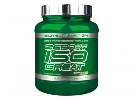 IsoGreat Zero Sugar Zero Fat Scitec Nutrition