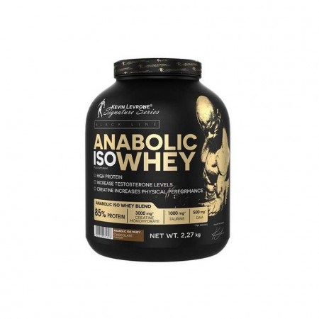 Proteine Anabolic Iso Whey Kevin Levrone 2 kg
