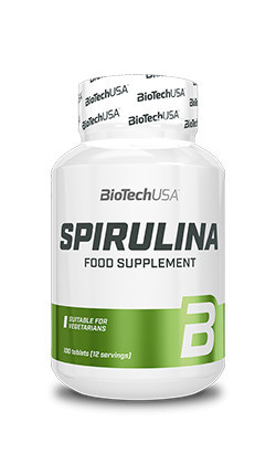 Spirulina BioTech USA 100 capsule