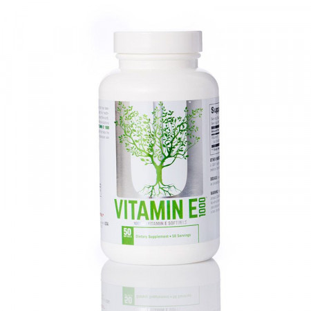 Vitamina E 50 caps - Universal Nutrition