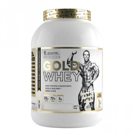 Proteina din zer Gold Whey 2kg Kevin Levrone