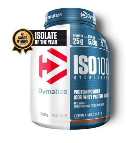 Proteine Dymatize Iso 100 Hydrolyzed