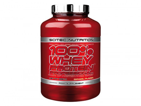 100% Whey Protein Professional Scitec Nutrition 2350 g