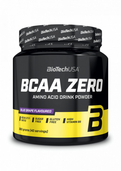 BCAA ZERO Biotech Usa 360 g