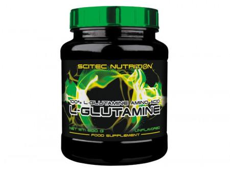L-Glutamine Scitec Nutrition 600 g