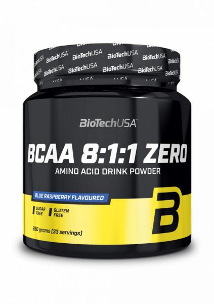 BCAA 8:1:1 Zero Biotech USA