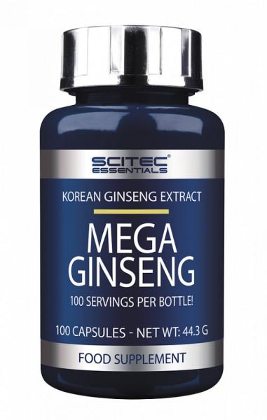Mega Ginseng Scitec