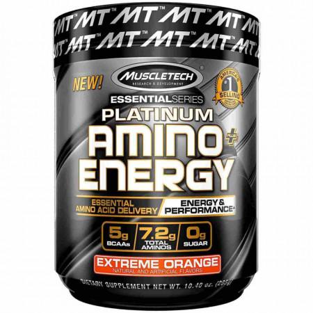 Platinum Amino Energy 30 SERVIRI Muscletech