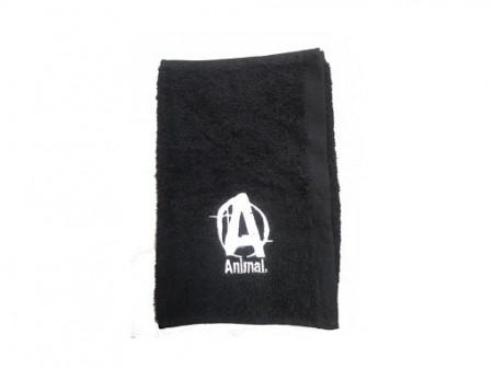 Prosop de sala Animal Workout negru