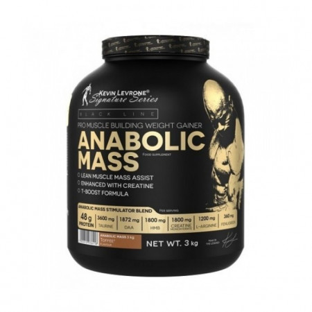 Gainer Anabolic Mass Kevin Levrone 3 kg