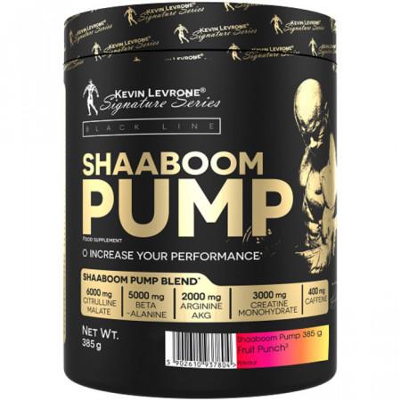 Pre-Workout Shaboom Pump (44 serviri) Kevin Levrone 385 g