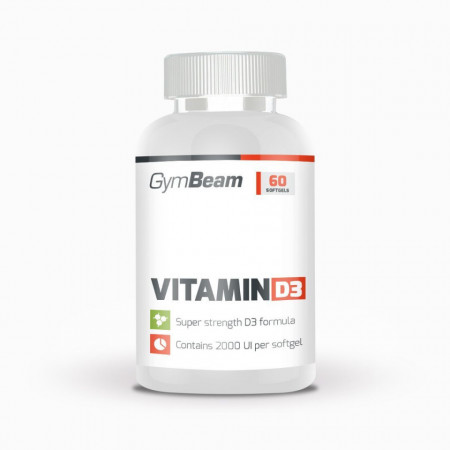 Vitamin D3 2000 IU - GymBeam