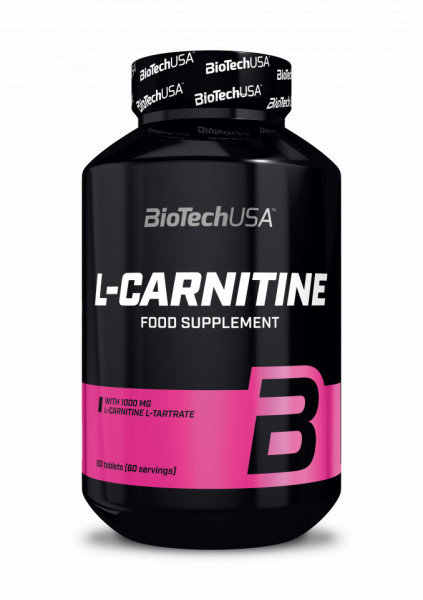 L-CARNITINE 1000 MG Biotech USA