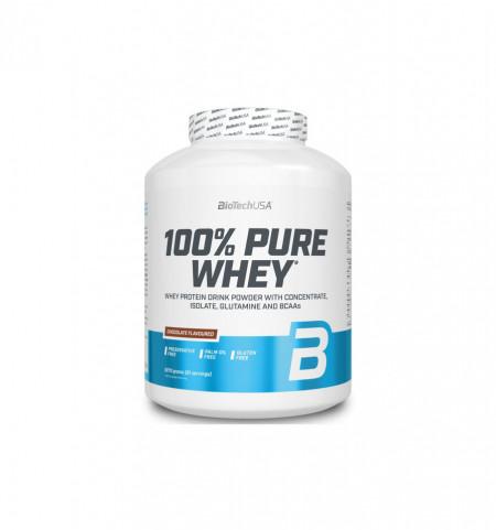 Proteine 100% Pure Whey Biotech USA 2270 g