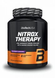 Pre-workout Nitrox Therapy Biotech USA