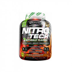 Nitro Tech 1.8 KG NATURAL Muscletech