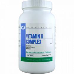 Vitamin B Complex 100 tab - Universal