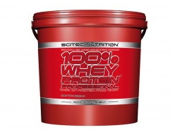 Proteine 100% Whey Protein Professional Scitec Nutrition 5000 g